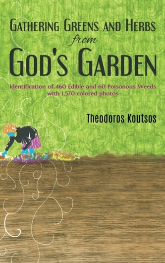 Gathering Greens and Herbs from God\'s Garden