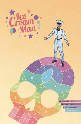 Ice Cream Man Volume 3: Hopscotch Melange