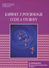 Kapitoly z psychologie učení a výchovy