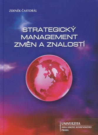Strategický management změn a znalostí - Náhled učebnice
