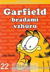 Garfield bradami vzhůru