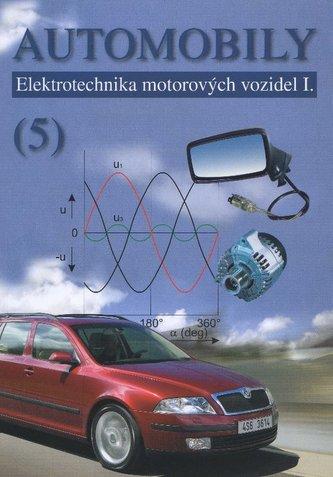Automobily 5 - Elektrotechnika motorových vozidel I - Náhled učebnice