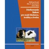 Dávkovanie liekov pre malé hlodavce, králiky a fretku