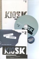 Kiosk vol. 2 + DVD a odznak