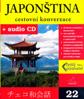 Japonština cestovní konverzace + audio CD