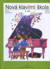 Nová klavírní škola 3. díl