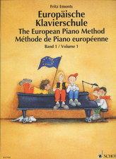 Evropská klavirní škola 1.