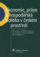 Ekonomie, právo a hospodářská politika v českém prostředí