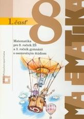 Matematika 8 pre 8. ročník základných škôl - 1. časť učebnica