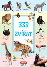 333 zvířat