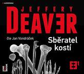 Sběratel kostí - CDmp3 (Čte Jan Vondráček)