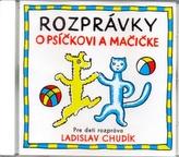 CD - Rozprávky o Psíčkovi a Mačičke