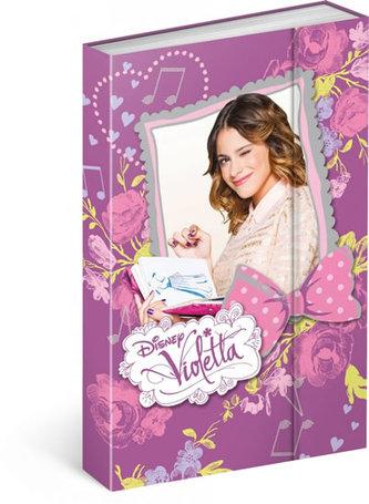 Památník Violetta, 10,5 x 14,8 cm