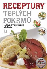 Receptury teplých pokrmů + CD - 7. vydání