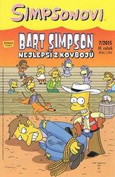 Bart Simpson 7/2015: Nejlepší z kovbojů