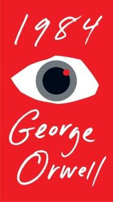 1984 a novel by George Orwell