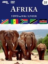 Afrika - 5 DVD
