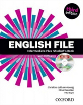 English File Third Edition Intermediate Plus Student´s Book with iTutor DVD-ROM