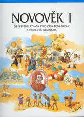 Novověk I. Dějepisné atlasy pro základní školy a víceletá gymnázia