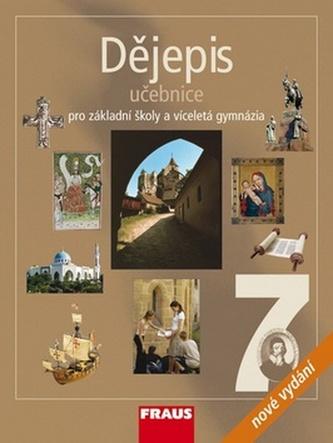 Dějepis pro ZŠ a víceletá gymnázia 7 / nové vydání - Náhled učebnice