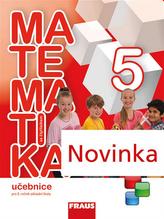 Matematika se Čtyřlístkem 5 pro ZŠ - Učebnice