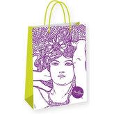 Alfons Mucha - Amethyst - dárková taška velká