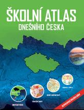 Školní atlas dnešního Česka
