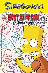 Bart Simpson Kreslířský génius