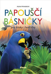Papouščí básničky pro kluky a holčičky