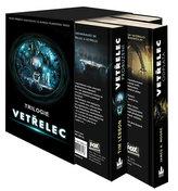 Vetřelec - BOX 3 knihy (Probuzení, Odplata, Peklo)