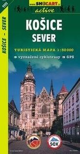 Košice sever 1:50 000