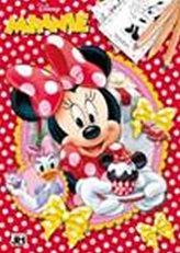 Minnie - Omalovánky A4