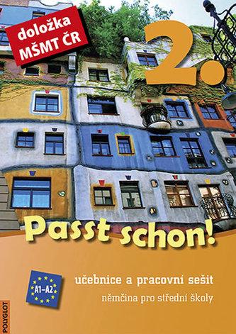 Passt schon! 2. : učebnice a pracovní sešit - Náhled učebnice