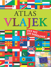 Atlas vlajek se samolepkami - 3. vydání