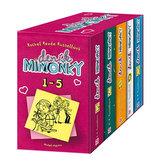 Deník mimoňky - BOX 1-5 + dárek Můj deník