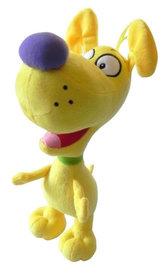 Pupík - plyšová postavička z časopisu Sluníčko