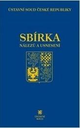 Sbírka nálezů a usnesení ÚS ČR, svazek 74 (vč. CD)