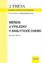 Měření a výsledky v analytické chemii, včetně CD