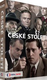 České století - 8 DVD