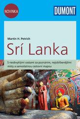 Srí Lanka - Průvodce se samostatnou cestovní mapou