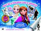Ledové království - Samolepkové album