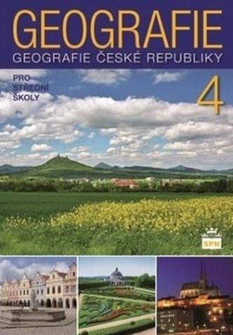 Geografie 4 - Geografie České republiky - Náhled učebnice