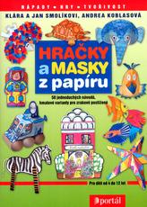 Hračky a masky z papíru