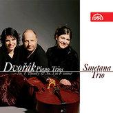 Trio č. 3 f moll, op. 65; Dumky, op. 90 - CD