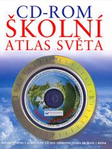 Školní atlas světa+CD ROM