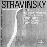 Příběh vojáka..., Symphonies of Wind Instruments, Piano Rag-music.. - CD