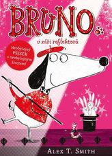 Bruno v záři reflektorů