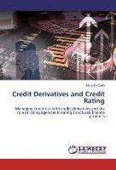 Credit Derivatives and Credit Rating