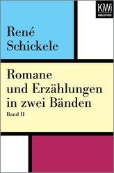 Romane und Erzählungen in zwei Bänden, Band 2