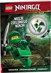 LEGO (R) Ninjago. Misje Zielonego Ninja
